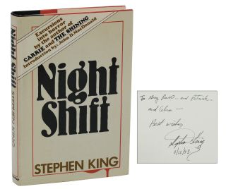 Night Shift. Stephen King