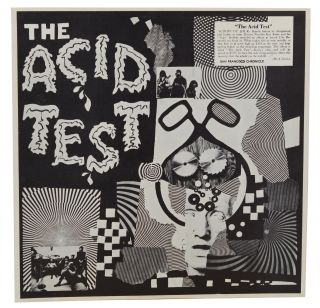 "The Acid Test: As photographed and shown in ""LOOK"" magazine Recorded from 14 hours of the actual..."