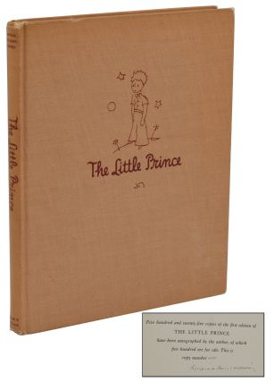 The Little Prince. Antoine de Saint-Exupery