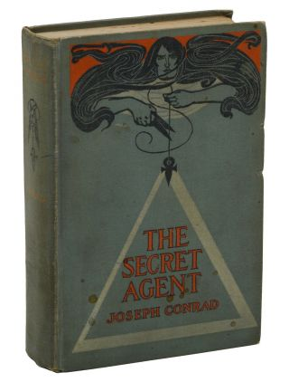 The Secret Agent: A Simple Tale. Joseph Conrad