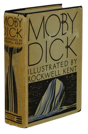 Moby Dick. Herman Melville, Rockwell Kent