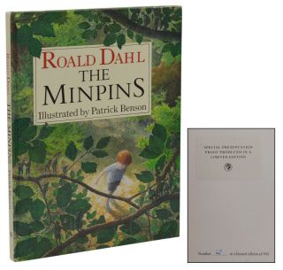 The Minpins. Roald Dahl